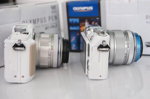 Unboxing : แกะกล่องกล้องสุดร้อน Olympus E-PL3