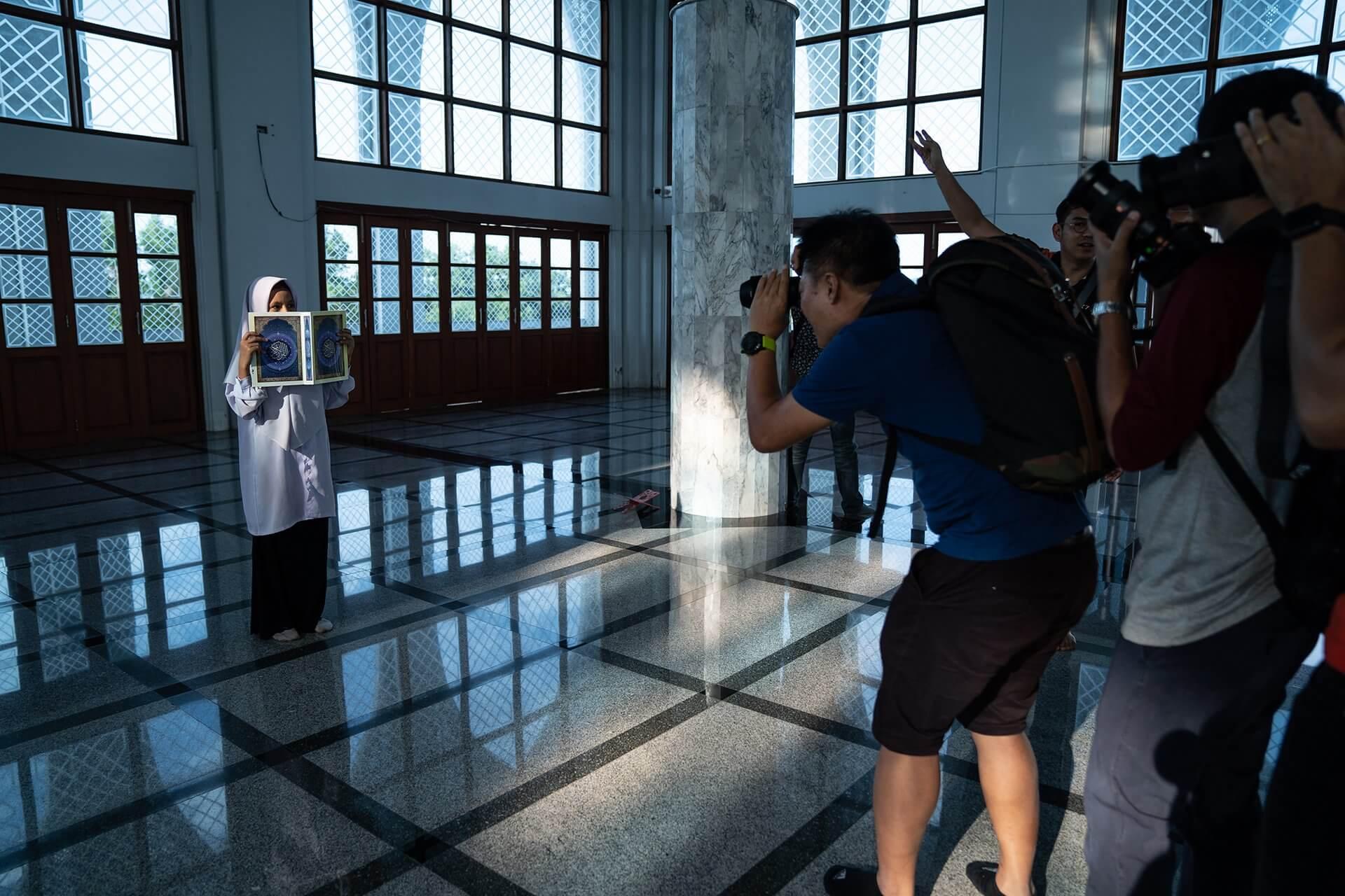 รวมภาพบรรยากาศ Sony Professional Landscape Photoworkshop