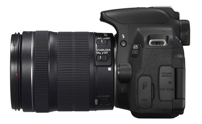 Canon EOS 650D (EOS Kiss X6i) ใหม่จากแคนนอน