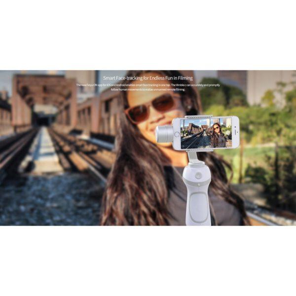 Feiyu Gimbal Vimbal C 3 Axis for Smartphone 2