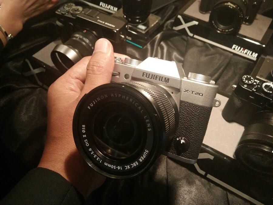ชัดๆจัดไป : เทียบภาพสดๆหลังกล้อง Fujifilm X-T20 ที่ค่า ISO ในระดับต่างๆ