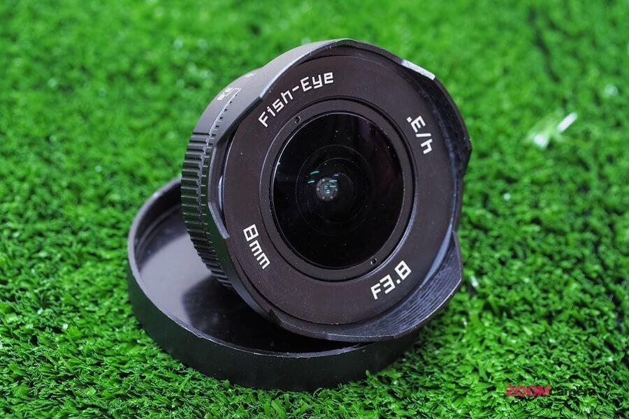 โลกกล๊มม กลม : รีวิว Fujian 8mm F3.8 Fish Eye ตาปลาหลักพัน คุณภาพเกินตัว