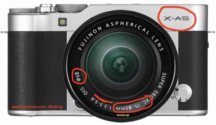 31 มกรา เจอกัน : Fujifilm เตรียมเปิดตัว X-A5 มาพร้อม XC 15-45 F3.5-5.6 เลนส์คิต Powerzoom รุ่นใหม่  article