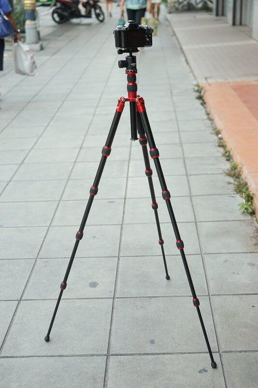 Review ขาตั้ง Jusino TK-225S เล็ก เบา แบบ 2-in-1 ได้ทั้ง Tripod และ Monopod