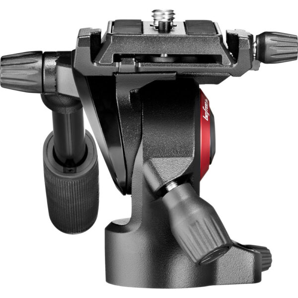 Manfrotto MVH400AH Befree Live Fluid Video Head 3