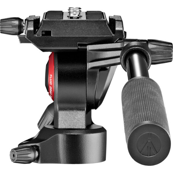 Manfrotto MVH400AH Befree Live Fluid Video Head 4