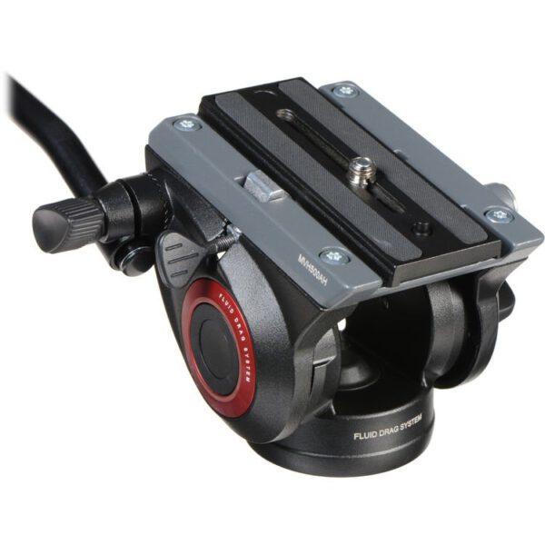 Manfrotto MVH500AH Fluid Video Head Flate Head 6