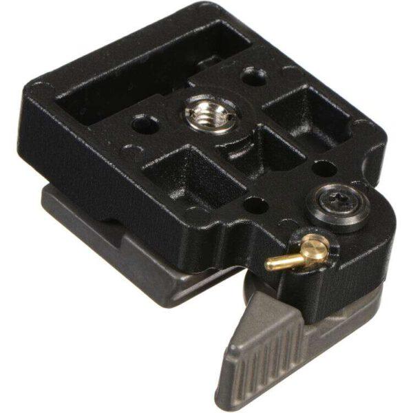 Manfrotto SKU 323 Quick Change Rectangular Plate Adapter 3