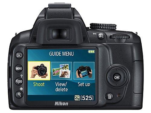 Nikon D3000 ออกแล้ว