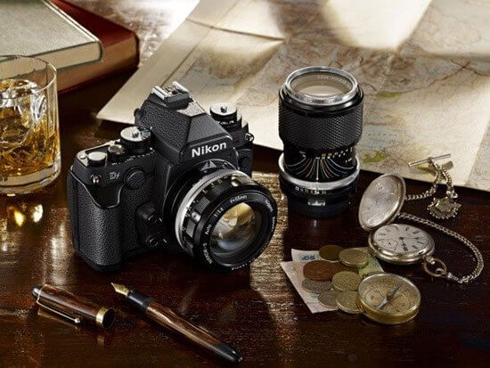 มาแล้ว!!! เปิดตัว Nikon Df โบราณทั้งภายนอกและภายใน