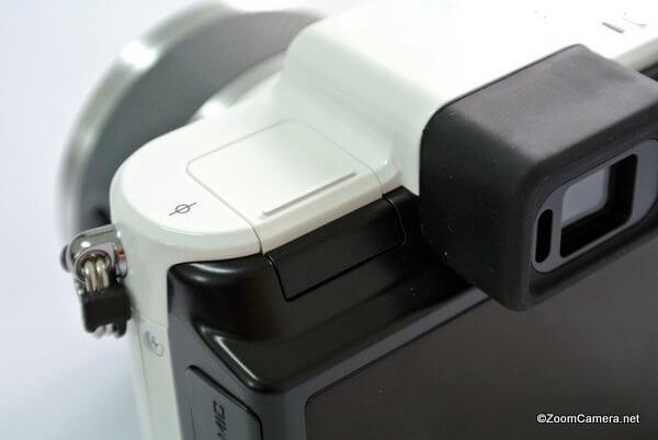 Nikon V1 topleft