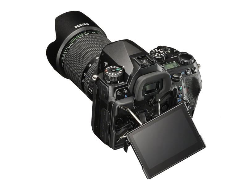 จากคำกล่าวสู่ความจริง Pentax K-1 Full Frame DSLR
