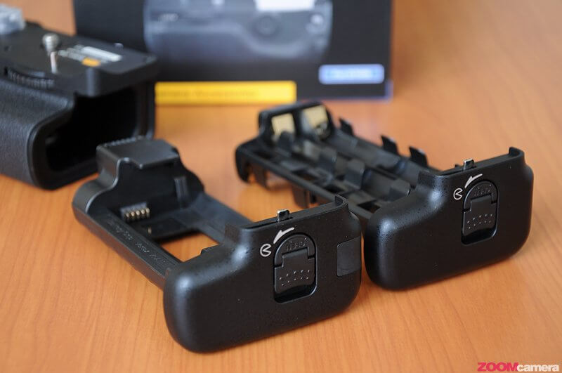 Pixel Vertax Grip for D7000 Image 11
