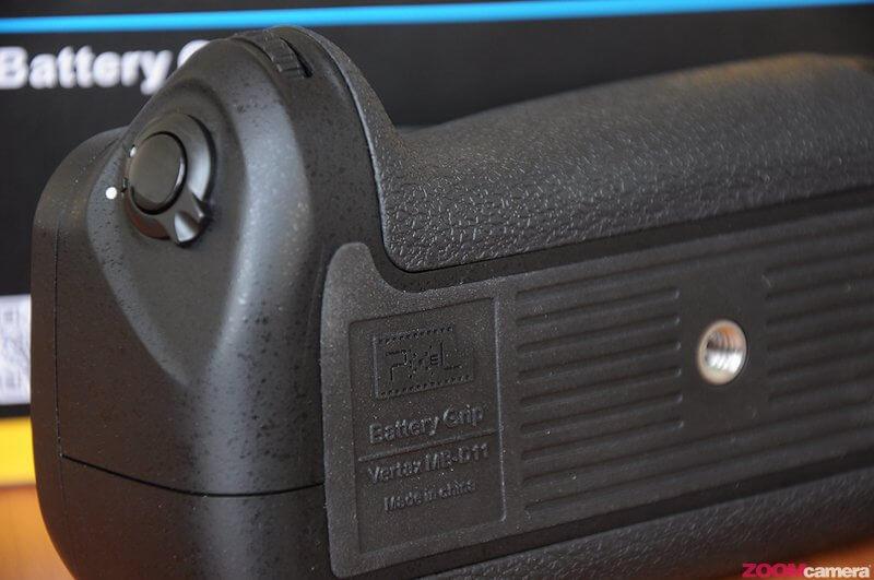 Pixel Vertax Grip for D7000 Image 17