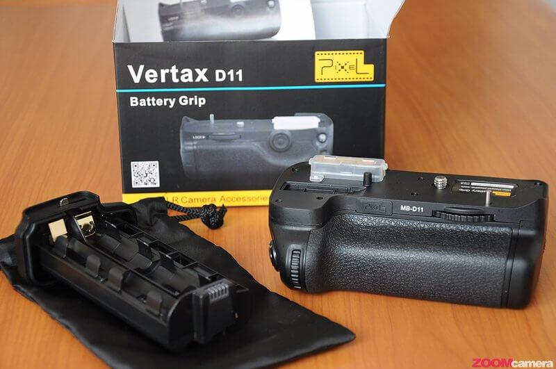 Pixel Vertax Grip for D7000 Image 2 1