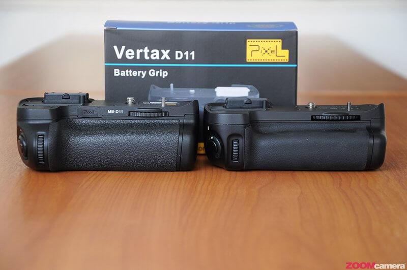 Pixel Vertax Grip for D7000 Image 44