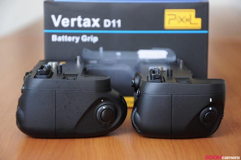 Pixel Vertax Grip for D7000 Image 45