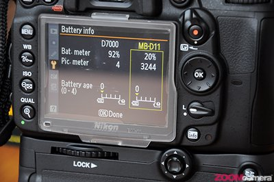 Pixel Vertax Grip for D7000 Image 58