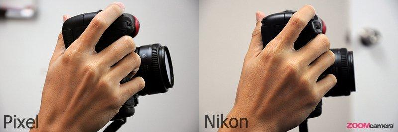 Pixel Vertax Grip for D7000 Image 60 1