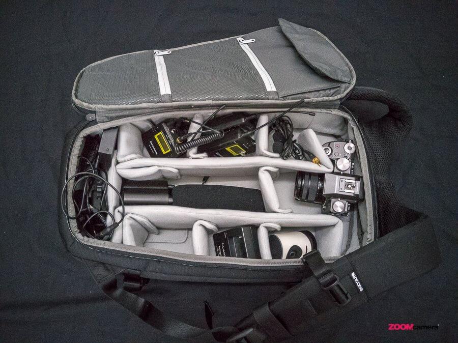 Review : Incase DSLR Pro Pack กระเป๋า Backpack รองรับ Laptop 15 นิ้ว