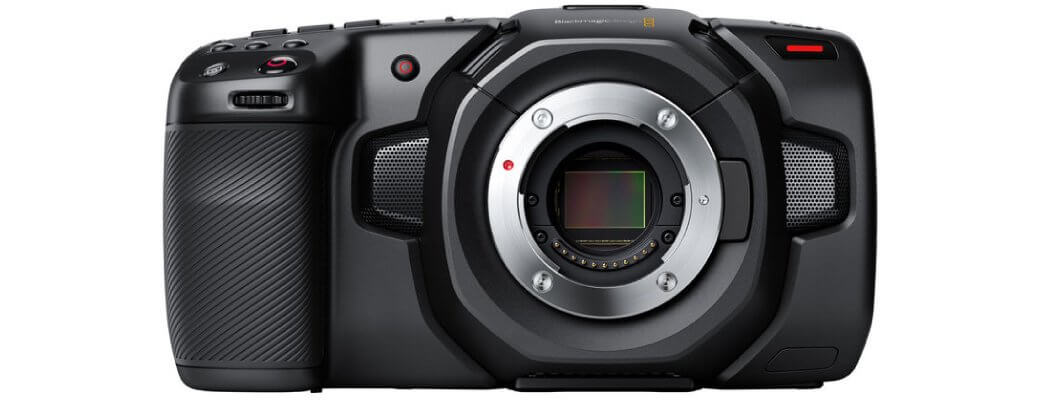 blackmagic pocket cinema 4k 0