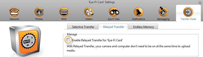การประยุกต์ Eye-Fi ตอนที่ 1: ส่งภาพเข้า mobile device อัตโนมัติ