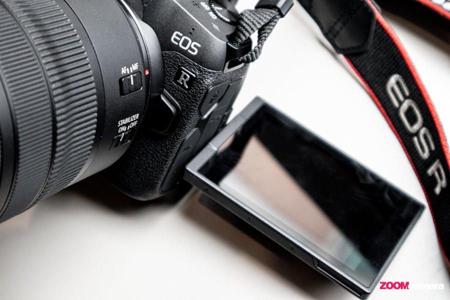 Hands-on Canon EOS R กล้อง Mirrorless Fullframe ตัวแรกจาก Canon