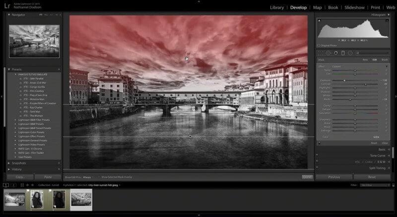 3 วิธีทำภาพขาว-ดำ ด้วย Adobe Lightroom สำหรับมือใหม่