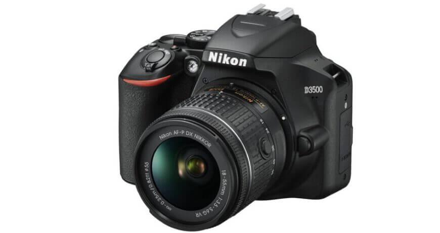 nikon d3500 dslr beginner zoomcamera 0