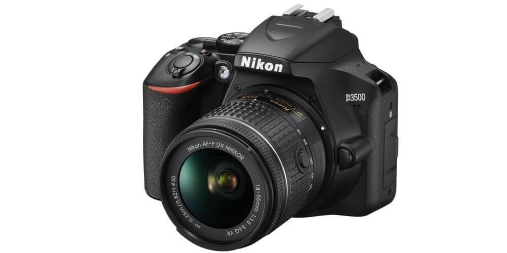 Official : เปิดตัว Nikon D3500 กล้อง DSLR ระดับเริ่มต้น