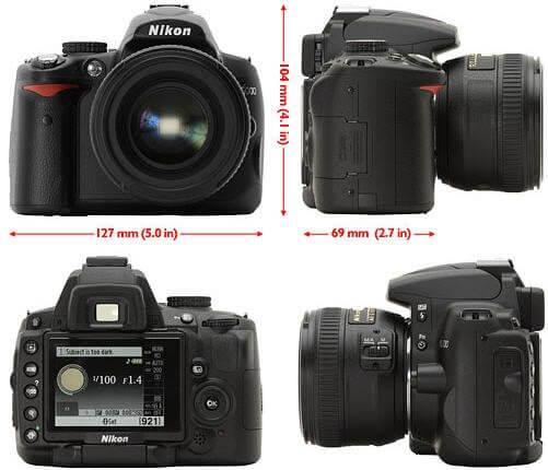 Nikon D5000 รุ่นใหม่ ออกแล้ว