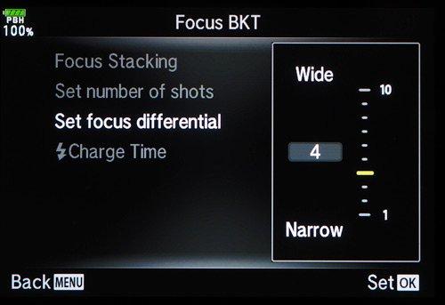 olympus tutorial focus bracketing menu 2