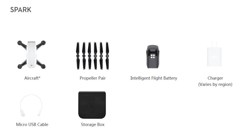 Unboxing Drone : ชำแหละแกะกล่อง DJI Spark Combo Set ความคุ้มค่าสมการรอคอย