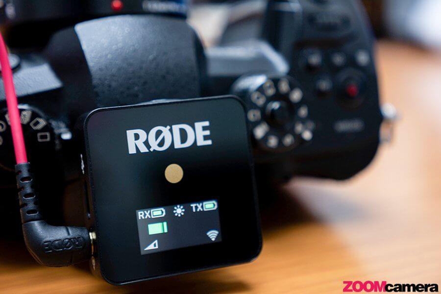 Rode Wireless Go 20