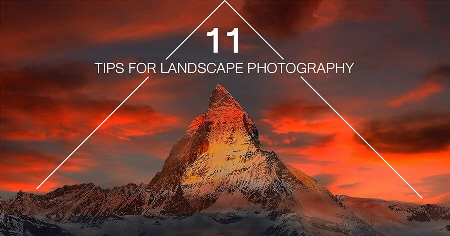 11 tips landscape photography