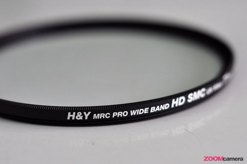 Review Filter H&Y MRC UV