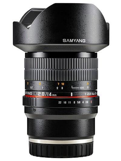เลนส์ Samyang Full Frame เพิ่มเมาท์ Sony E มาใหม่ 5 รุ่น