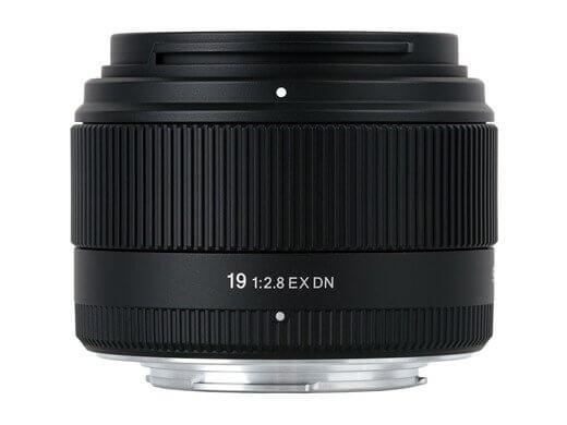 เลนส์ Sigma สำหรับกล้อง Mirrorless