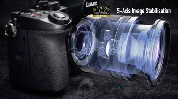 5 axis Panasonic G851