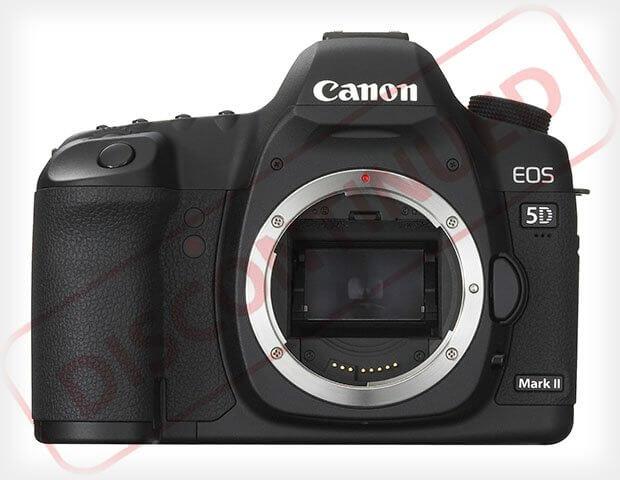 จากไปอย่างเงียบๆ Canon 5D Mark II