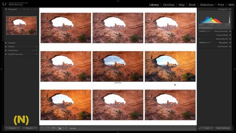 6 ทริค Key ลัด Adobe Lightroom สำหรับมือใหม่