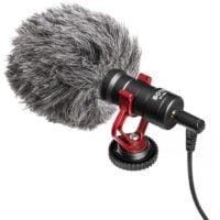 BOYA BY-MM1 Mini Cardioid Condenser Microphone