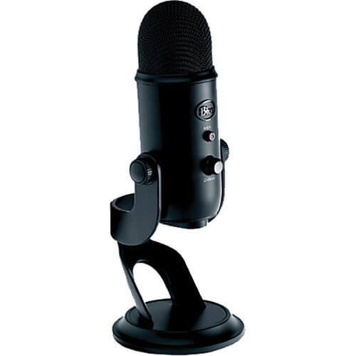 Blue Yeti USB Microphone 1
