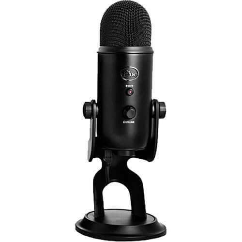 Blue Yeti USB Microphone-2 blackout