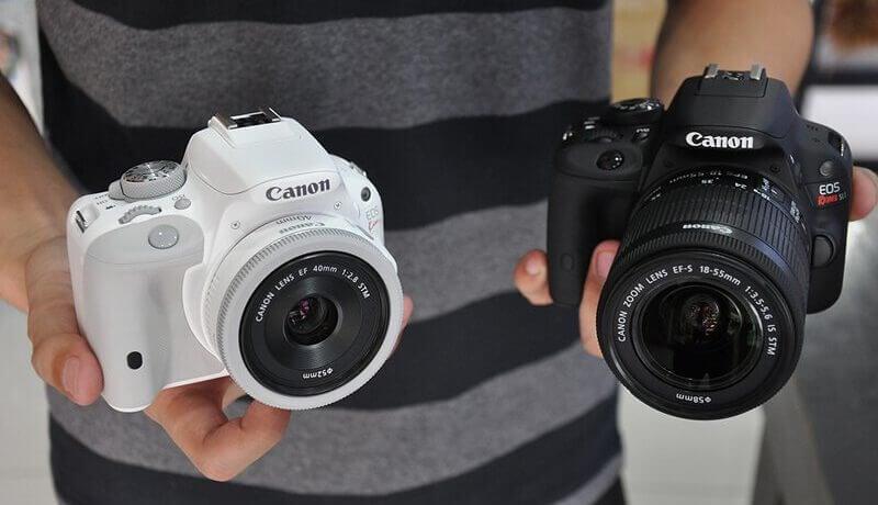 Canon EOS 100D 26