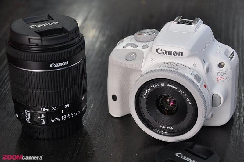 Canon EOS 100D White 3