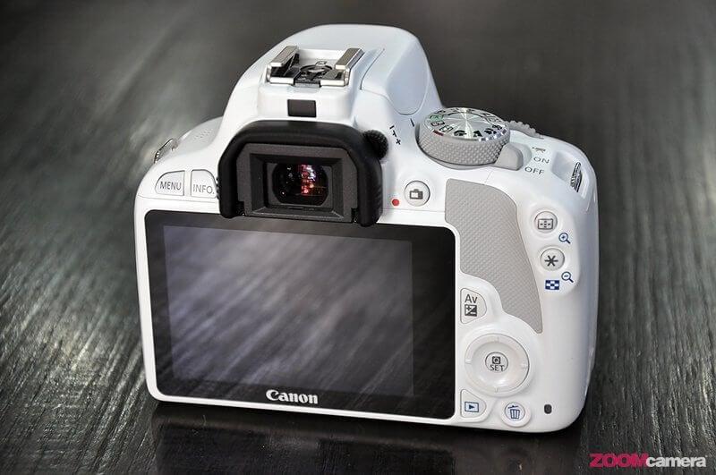 Canon EOS 100D White 5