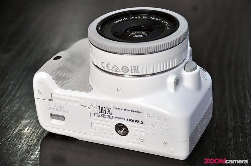 Canon EOS 100D White 8