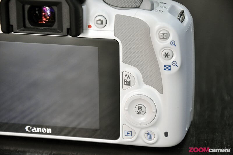 Canon EOS 100D White 9