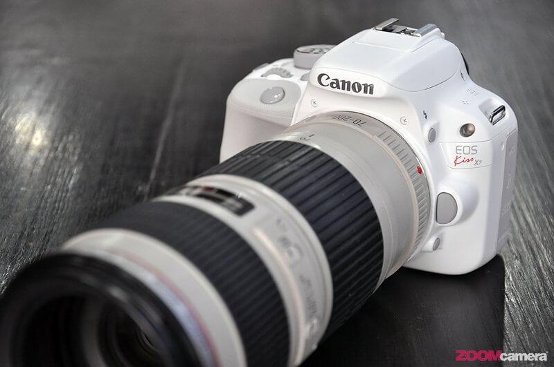 Canon EOS KissX7 White 14 2